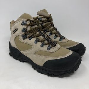 Merrell REI Monarch Tan Hiking Boots 10
